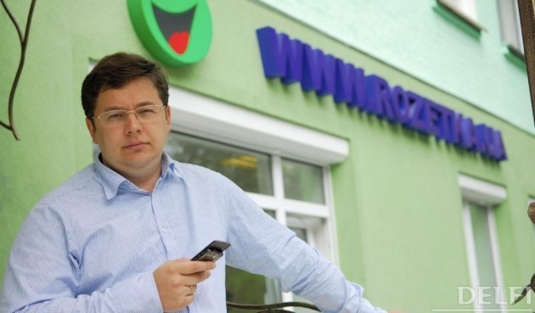 207f2ecf4d13 Основатель Rozetka Владислав Чечеткин  «Компания прозрачная для ...