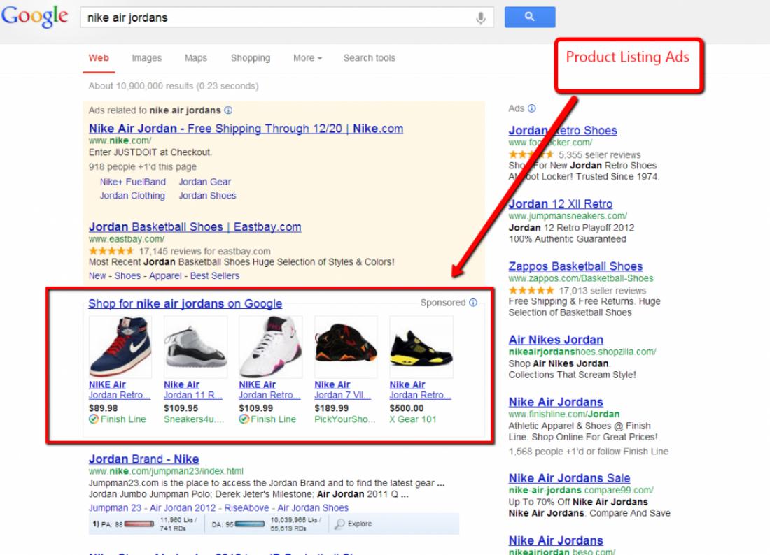 f89433d87f4 Google добавил рекламные объявления в поиск изображений — RetailersUA