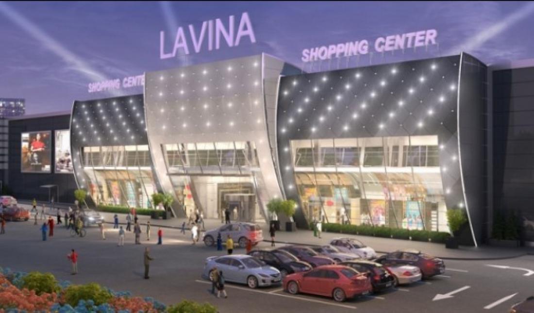 0afd4acfc3ee Девелопер проекта ТРЦ Lavina Mall перенес открытие на 27 октября ...
