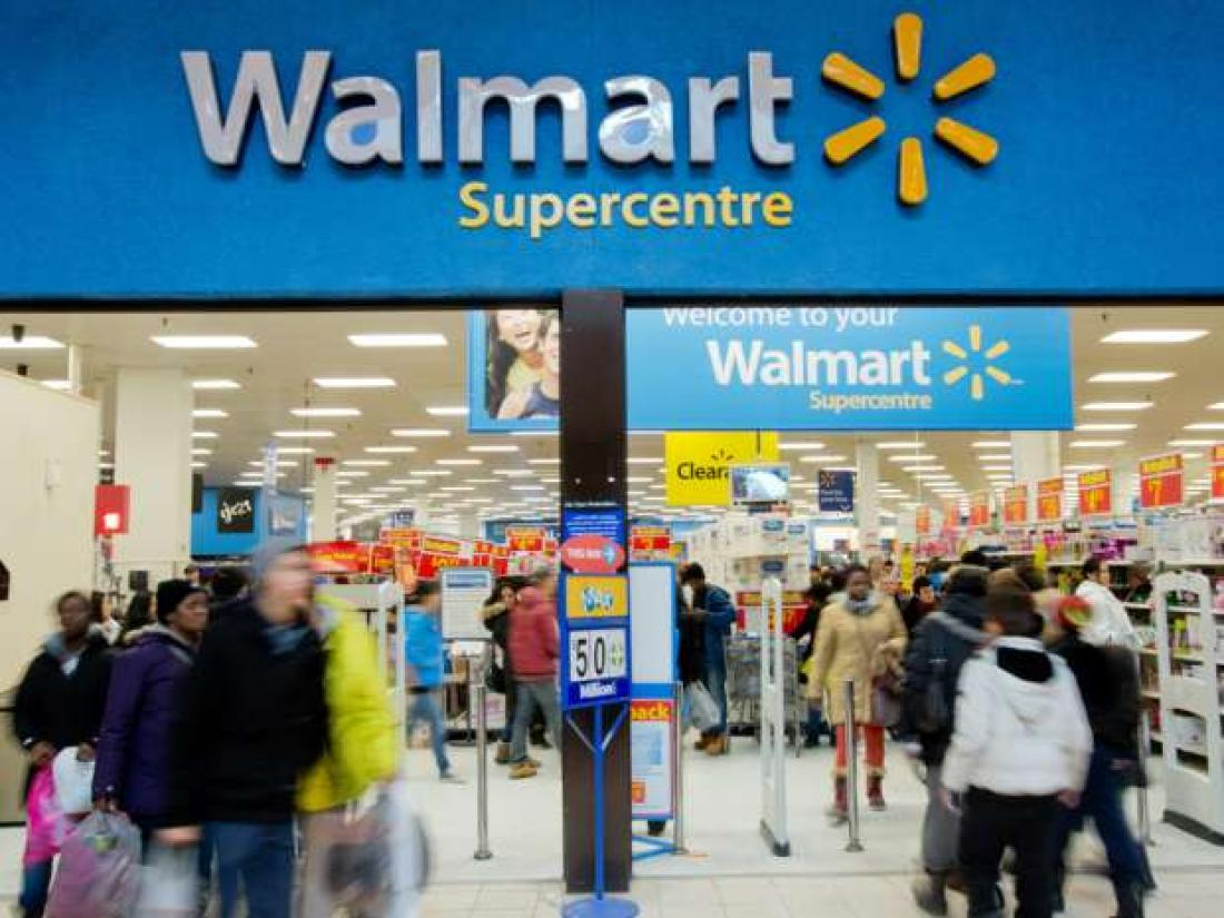 inventory accounting at wal mart stores Financial accounting ifrs  through its own logistics infrastructure to the retail stores spread across the us wal-mart's  inventory management wal-mart.