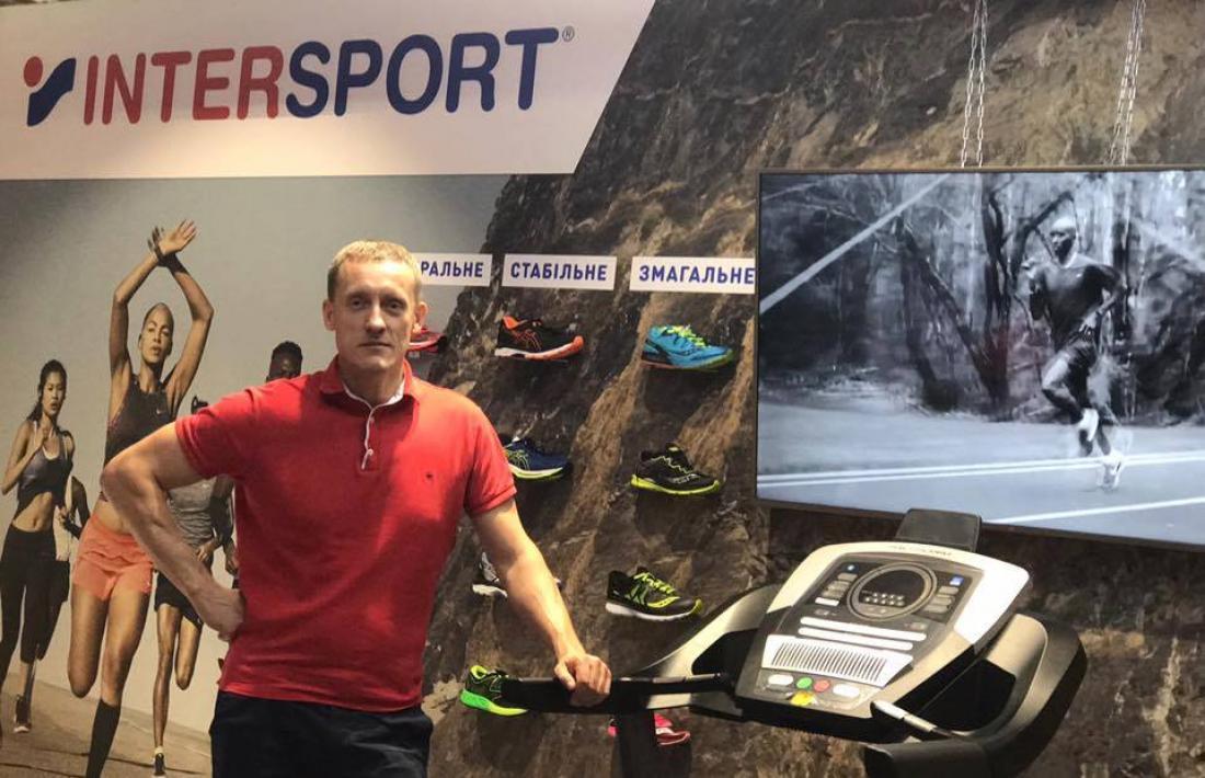 «С ростом популярности спорта в стране выиграют и потребители и ритейлеры»,  — коммерческий директор Intersport 17a520f9d32