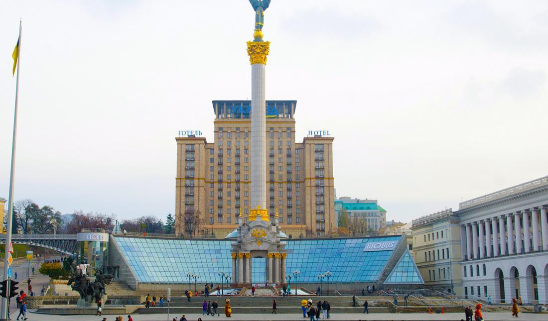 0087c65a187d История «Глобуса»  как развивался первый профессиональный торговый центр  Киева