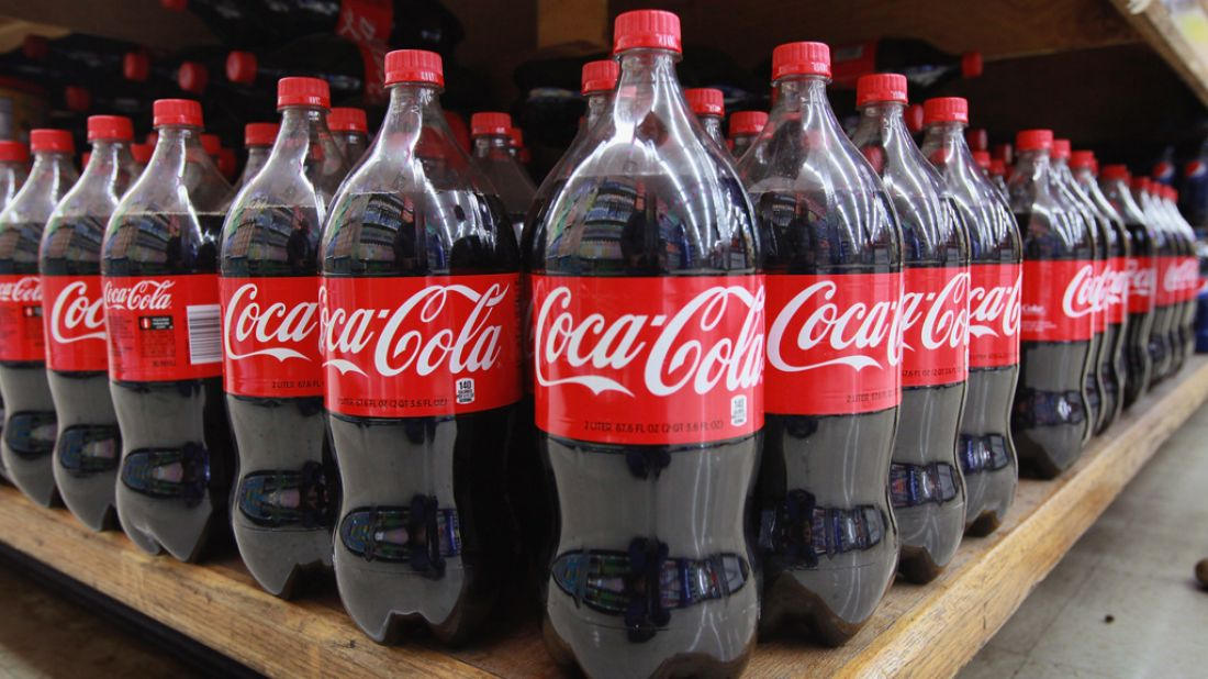 Coca-cola is redesigning the
