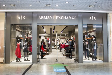 Armani Exchange Ocean Plaza