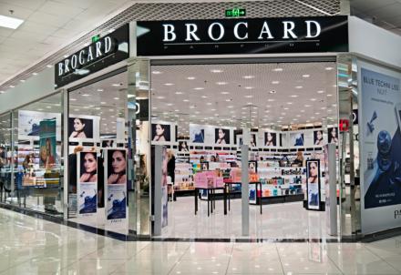 a865703dd Новый магазин Brocard в ТЦ Gorodok Gallery в Киеве
