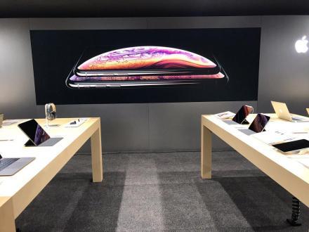 c92b512d7 Магазин недели: первый в Киеве Apple Shop в МегаЦитрусе