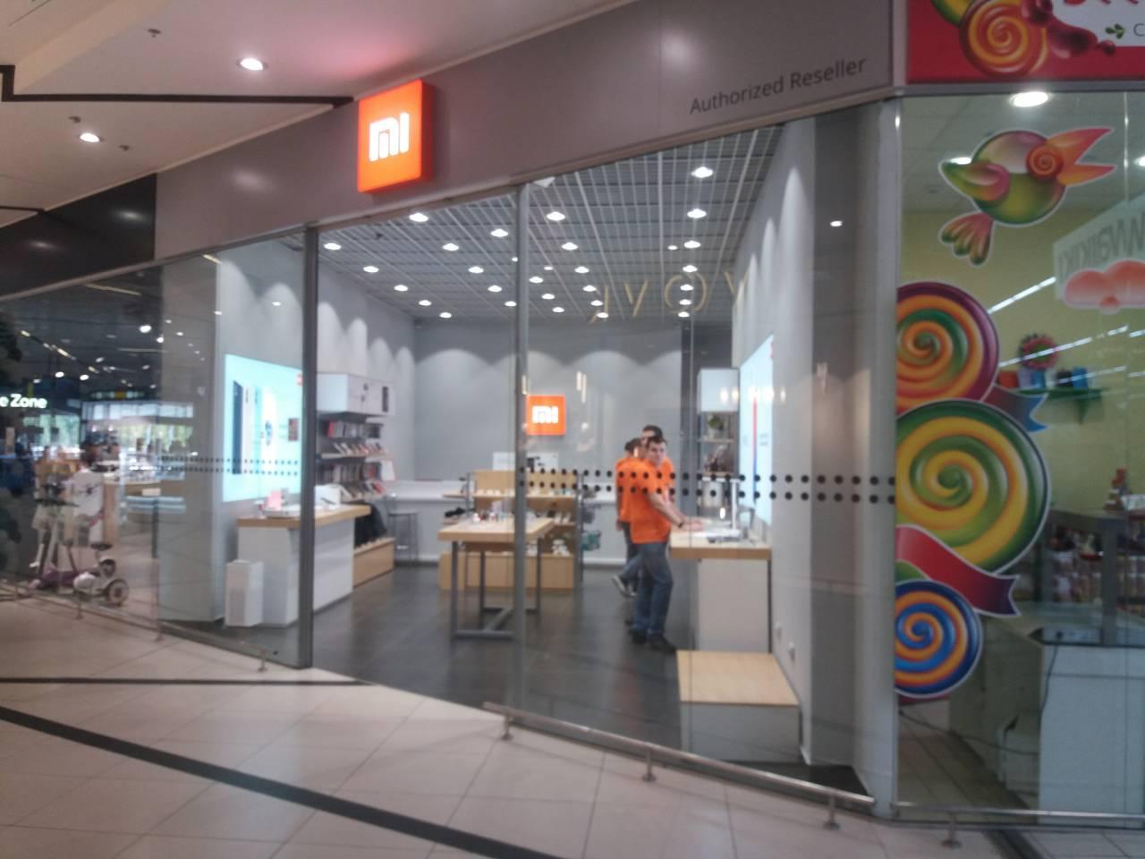 Источник фото  пресс-релиз компании. Первый магазин Xiaomi в Запорожье 1c0b47ba3bb40