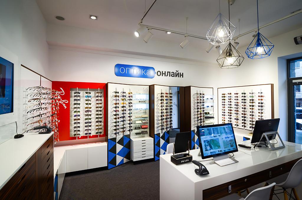 Дизайн интерьера магазина разработан и реализован студией Polkin Design в  лаконичном современном стиле. Фирменное сочетание белого e076a50c80df4